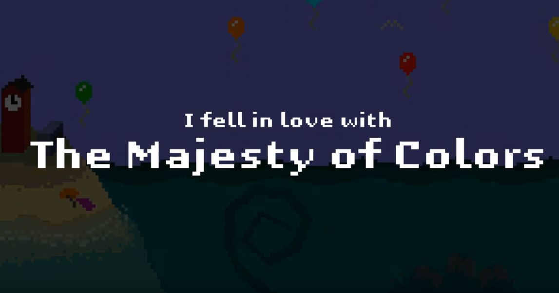 Future Proof Games is bringing classic flash game, The Majesty of Colors, to mobile and desktop