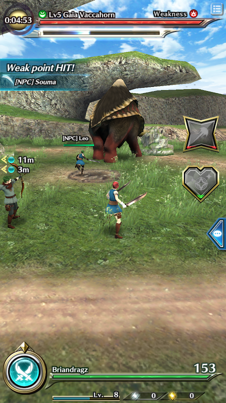 Dragon Project review - Monster Hunter on mobile?