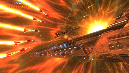Galaxy on Fire 2 finally goes Supernova in latest expansion
