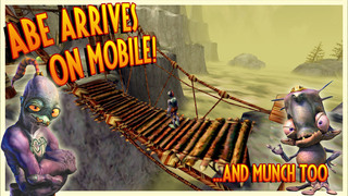 Oddworld: Munch's Oddysee leaps onto iPad and iPhone