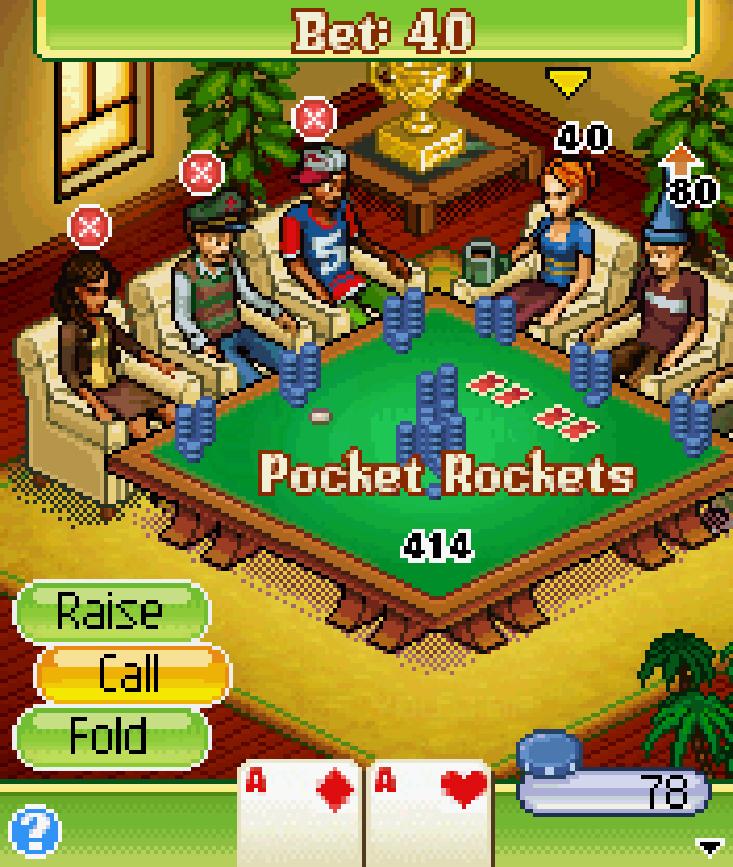 Cafe Hold 'Em Poker
