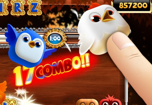 Free iPhone and iPad games: Birzzle Pandora, Pick'n'Chew