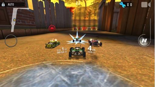 WeGo Interactive Co Ltd. soft release Re-Volt3