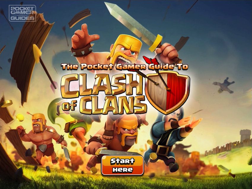 The Pocket Gamer Guide to Clash of Clans is free and ready for battle