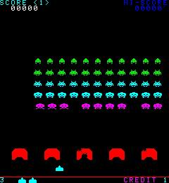 Space Invaders 25th Anniversary Edition