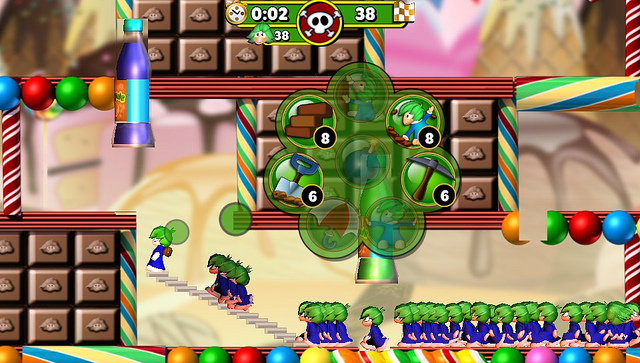 Lemmings Touch icon