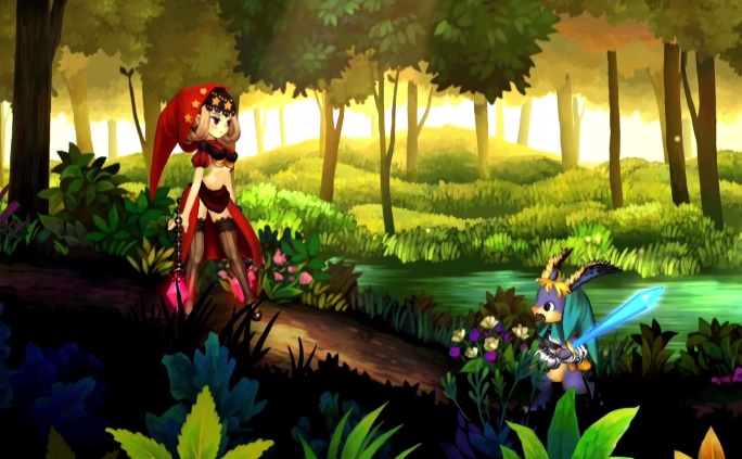 Odin Sphere: Leifdrasir, remake of the classic JRPG Odin Sphere, out in Europe on June 24
