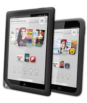 Nook HD users can now go shopping for apps from the Google Play Store