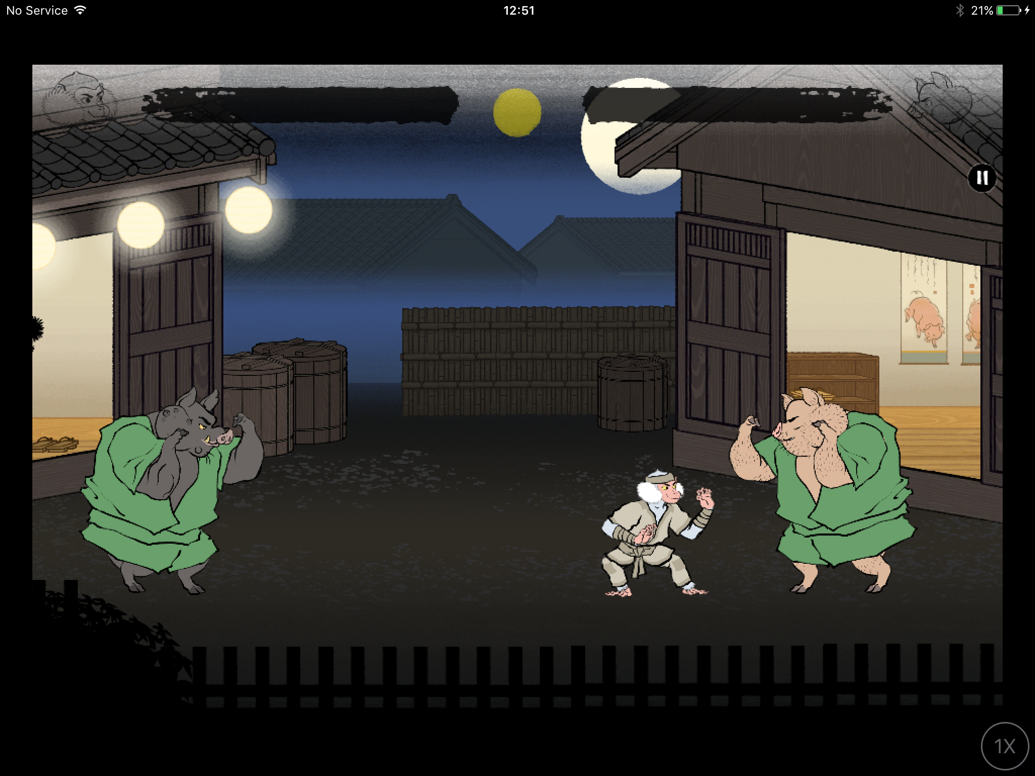 Edo Superstar review - A superstar mobile brawler?