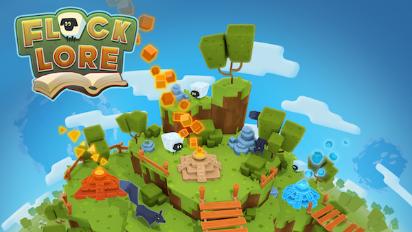 Guide sheep through perilous lands in Flocklore, out now for Gear VR