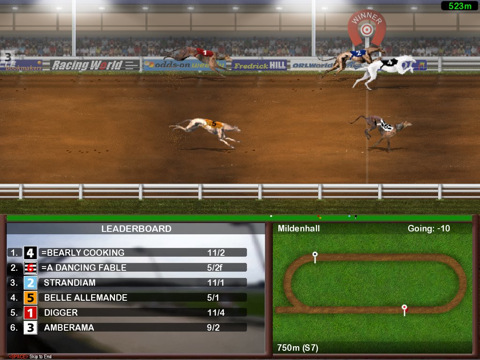 Greyhound Manager 2 is straight outta the traps onto iPad