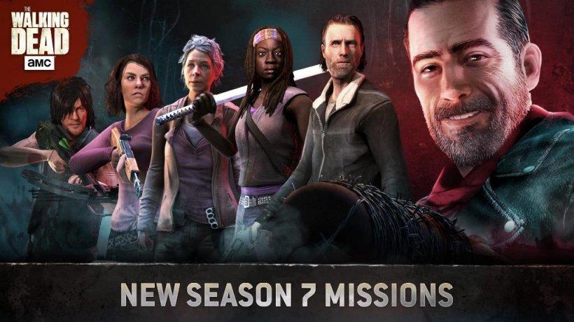 Loving season 7 of The Walking Dead so far? Get a little deeper with The Walking Dead: No Man's Land