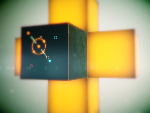 Prism is an abstract puzzle game about manipulating elemental matter