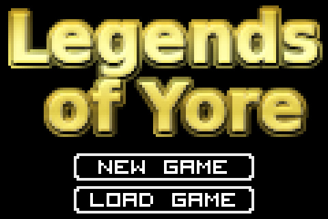 Legends of Yore