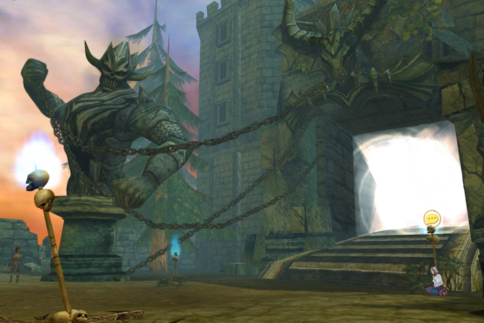 Mobile MMO Order & Chaos Online gets new dungeon, event, stuff, and things