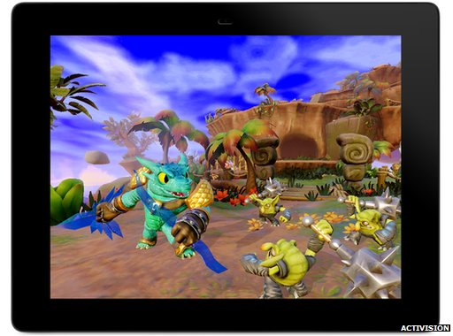 Skylanders Trap Team is the first core title in the series coming to tablets this October