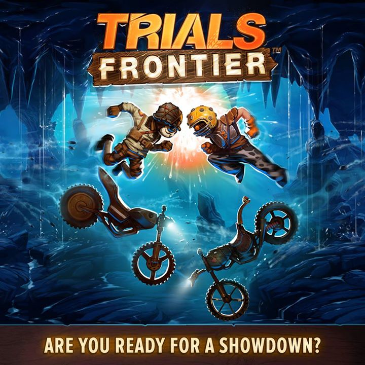 Trials: Frontier now has PvP multiplayer so you can spin dirt into your rivals' faces