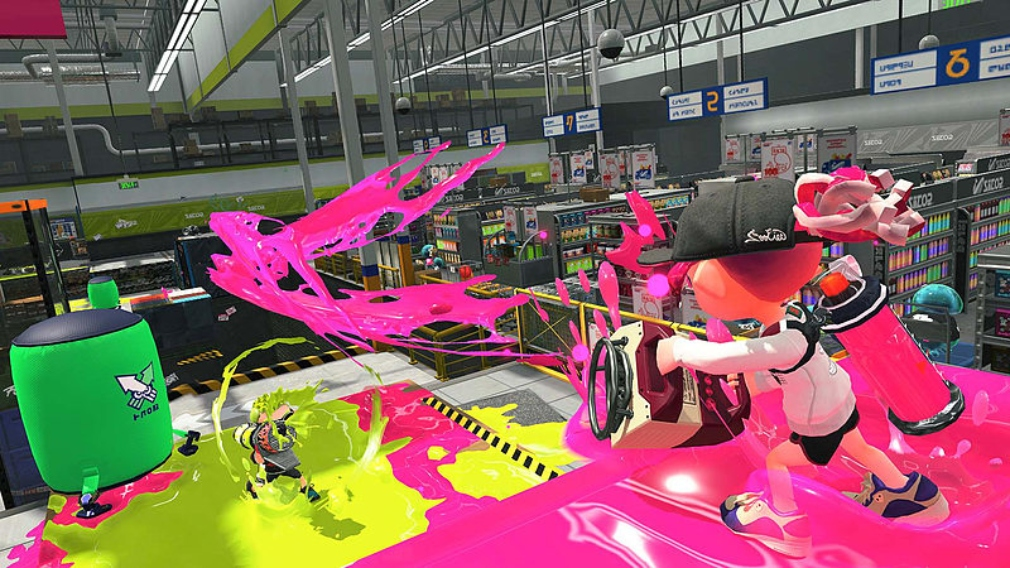 Splatoon 2 gets its most powerful weapon yet