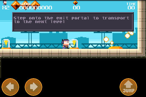 Masochists rejoice as OrangePixel updates notoriously tough platformer Meganoid with more levels, taking the total to 300