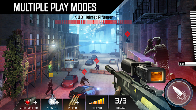 Out now: Kill Shot Bravo adds sniper duals and multiplayer missions to the shooter