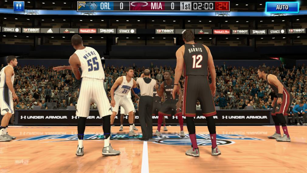 NBA 2K Mobile Basketball review -