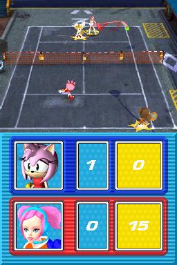 Sega Superstars Tennis gets release date