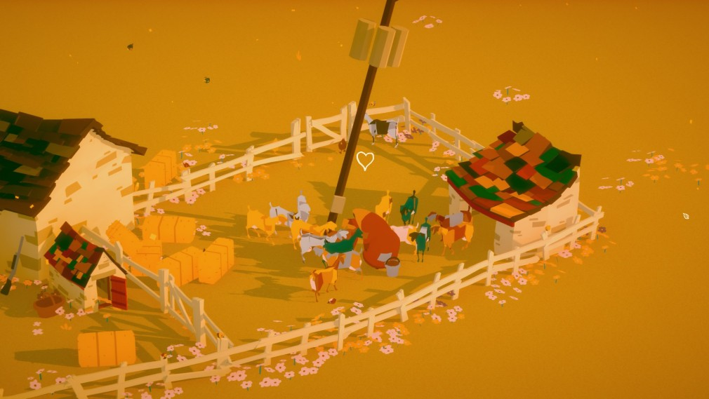 The Stillness of the Wind is a sad game about goats and loss that's coming to iOS and Switch next week