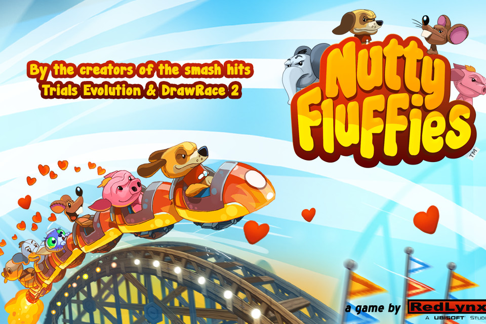 Free apps of the day - Nutty Fluffies Rollercoaster, Stupid Game