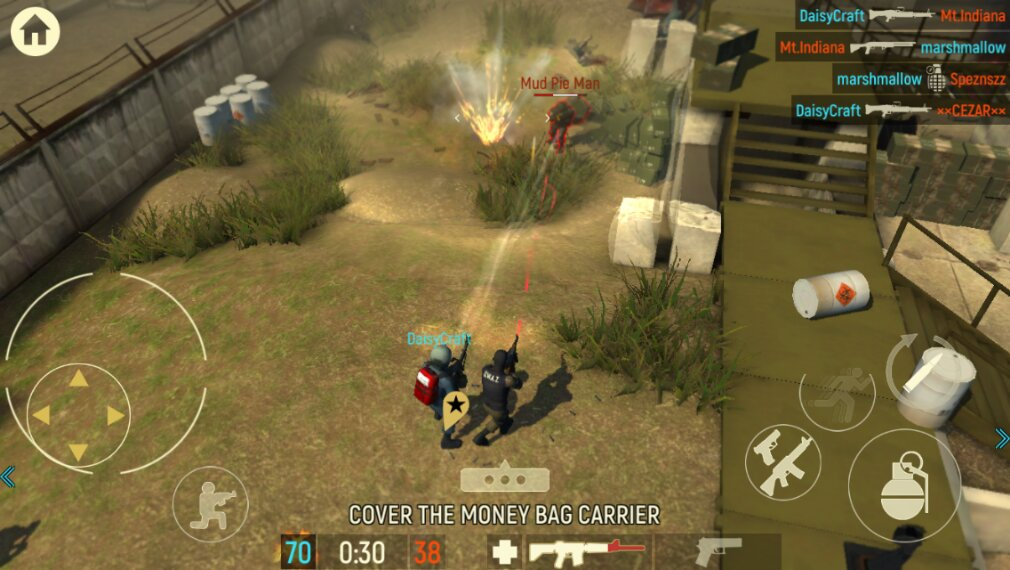 Game of the day - Tacticool is a short, sharp multiplayer gem