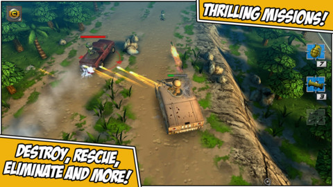 Squad-based shooter Tiny Troopers 2: Special Ops will be deployed on iOS at midnight tonight