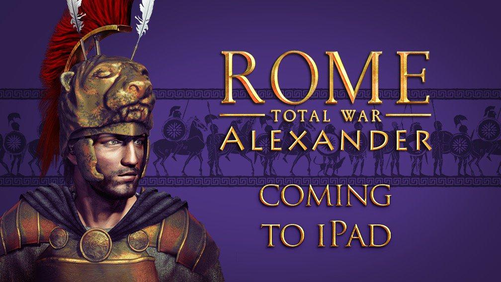 ROME: Total War - Alexander icon