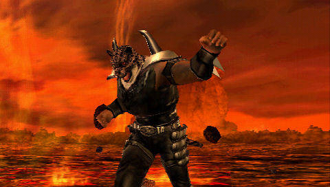 Tekken: Dark Resurrection game modes revealed