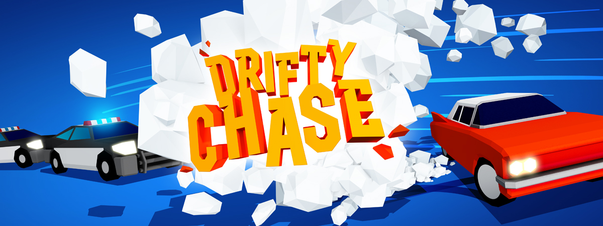 [Update] Escape those dirty cops in Drifty Chase as it hits iOS and Android