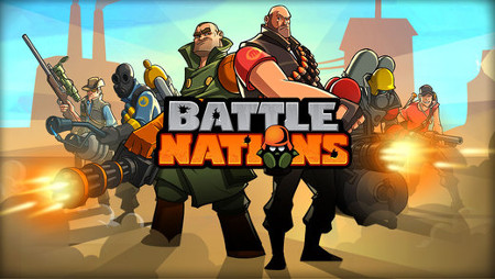 Team Fortress 2 characters are now available on iPad and iPhone strategy battler Battle Nations