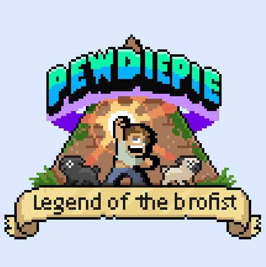 PewDiePie: Legend of the Brofist comes out for iOS and Android this Thursday