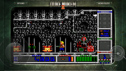 Grab your shotgun and save the world in 20th anniversary re-release of Duke Nukem 2 for iOS