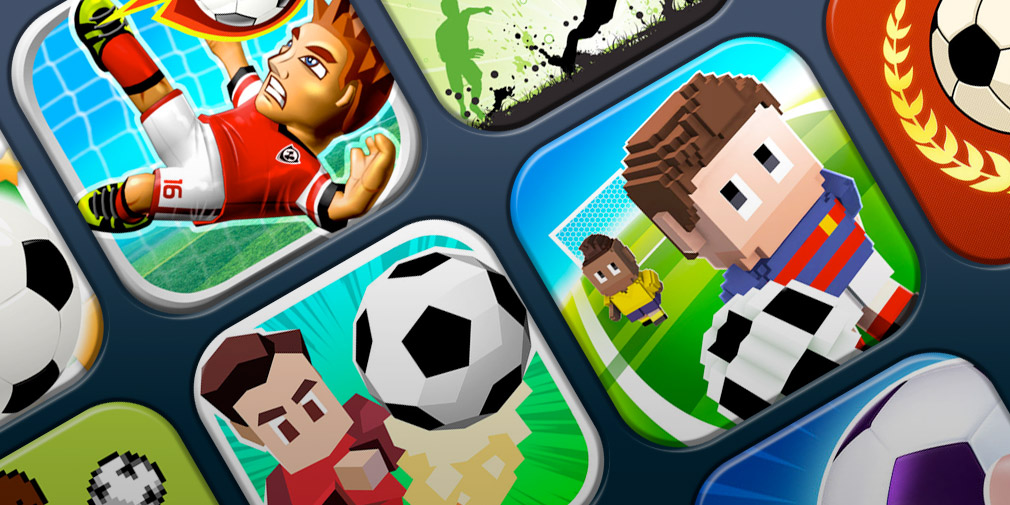 Top 25 football games on Android