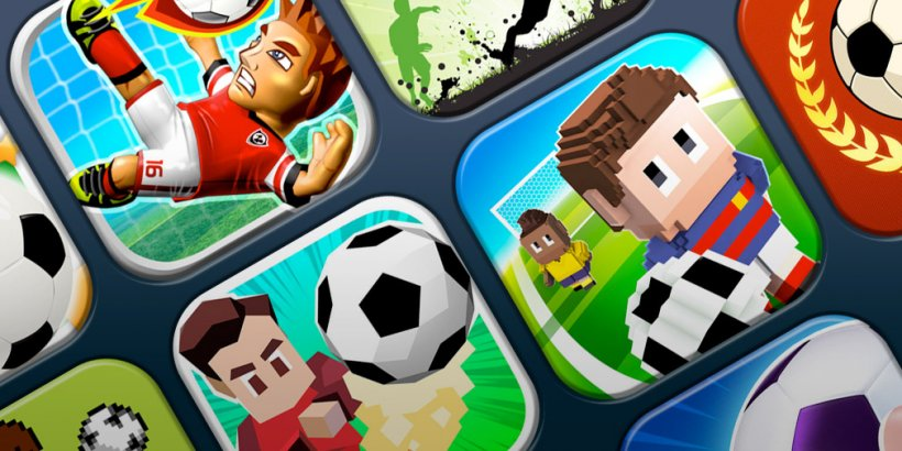 Top 25 best football games for Android phones and tablets