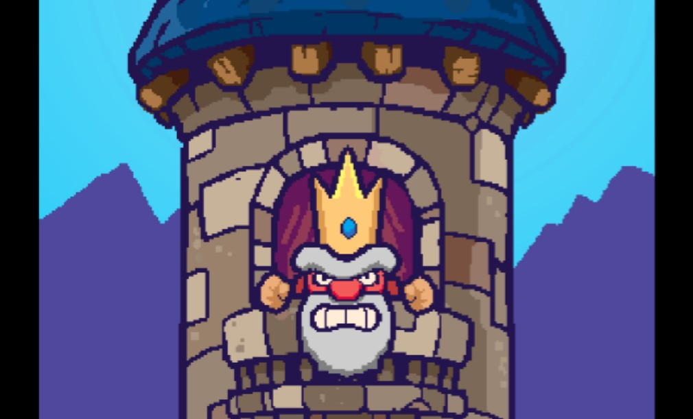 "King Crusher review - ""A sliding puzzle and a roguelike action RPG meet in a dungeon"""