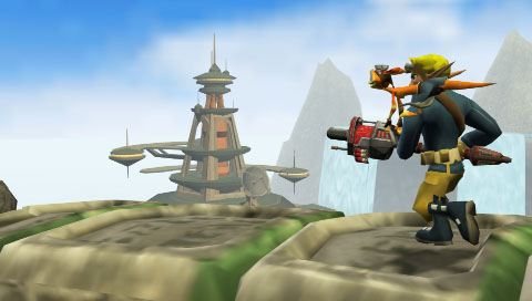 Jak and Daxter: The Lost Frontier  icon