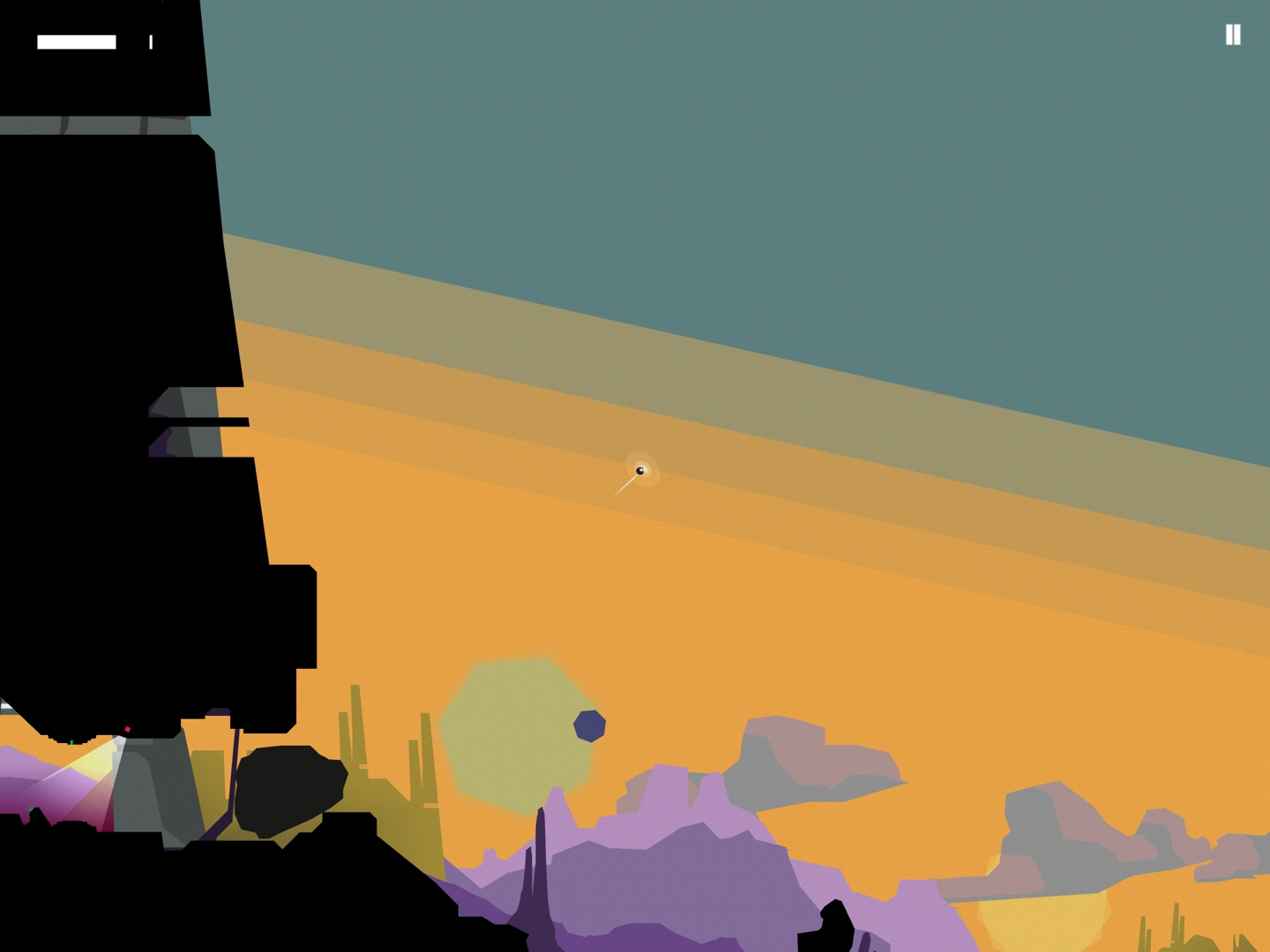 Visually striking metroidvania Forma.8 finally out February 23rd on Vita
