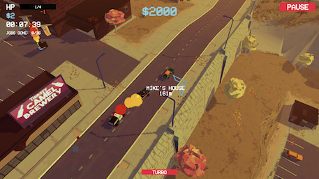 Pako 2 review - A driving game you're not going to want to make a quick getaway from
