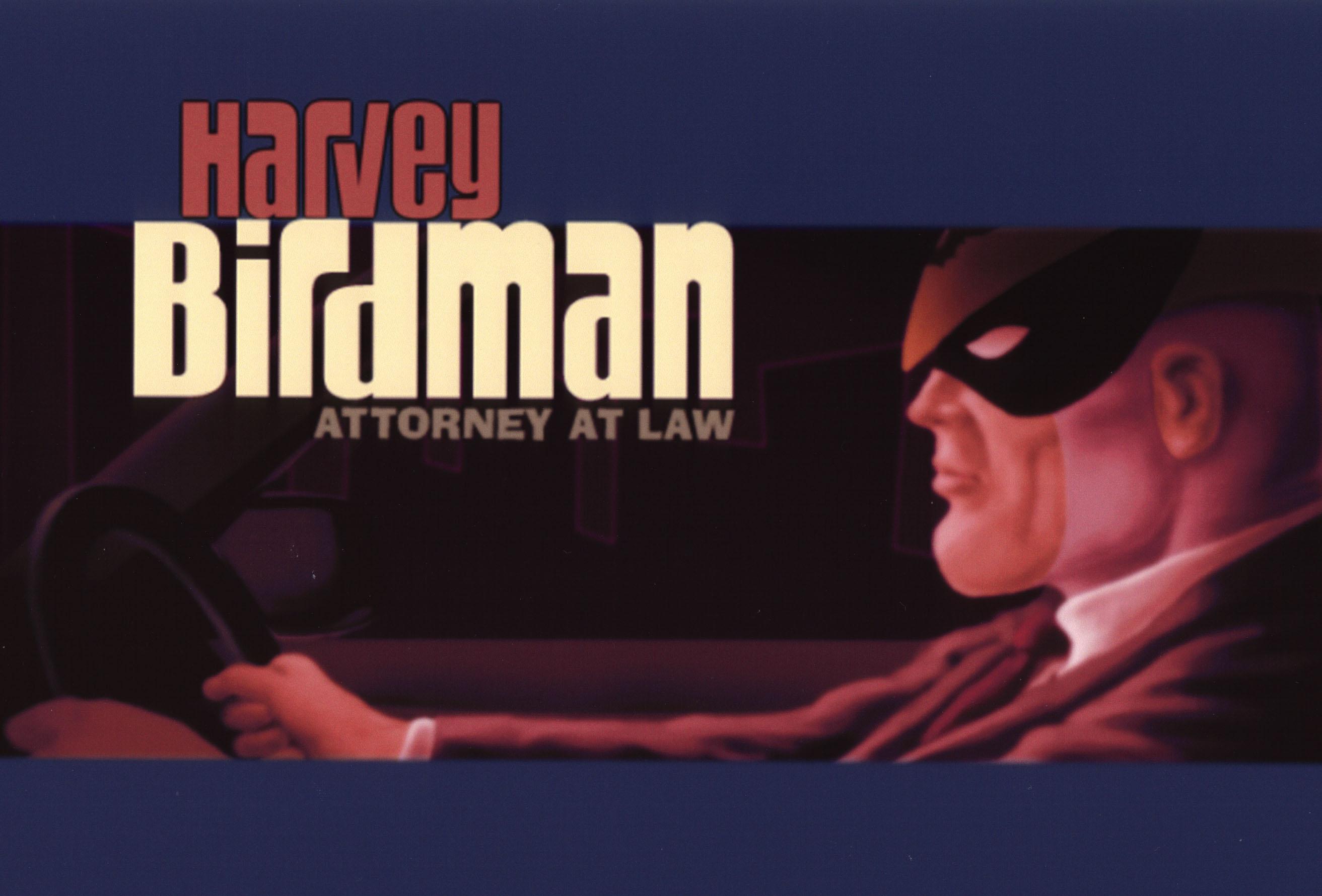 Harvey Birdman; Attorney at Law icon