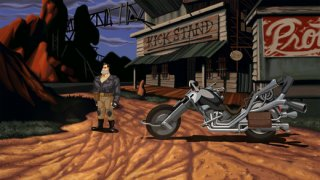 Full Throttle Remastered is on sale for the first time, can be yours for a mere £2.99