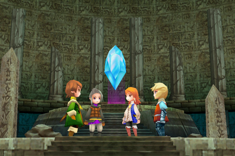 Takashi Tokita reckons consumers are 'content' with Square Enix's iOS and Android pricing