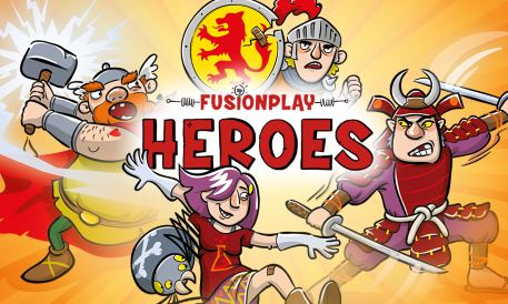 FusionPlay Heroes is a card battler with real cards