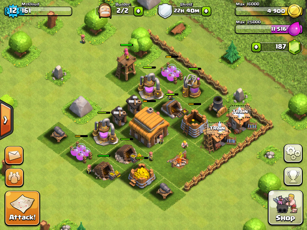 How to start a clan war in Clash of Clans on iOS and Android