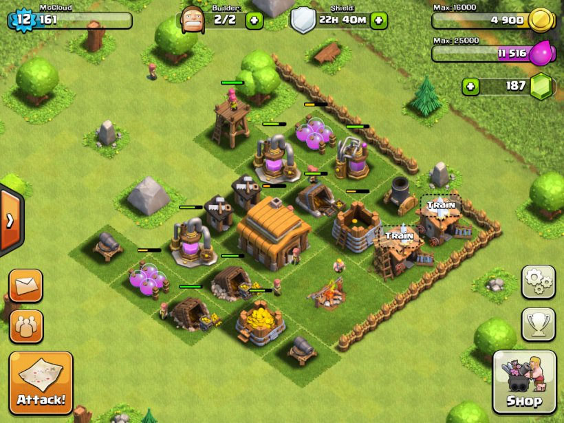 Clash of Clans update includes loads of stuff I don't understand