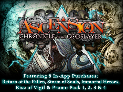Ascension: Chronicle of the Godslayer gets 46 new cards in Rise of Vigil expansion pack