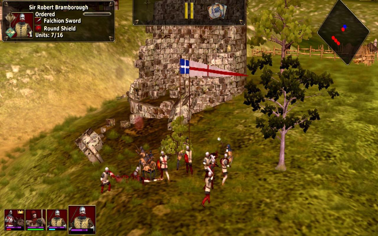 Great Battles: Medieval (Tegra)